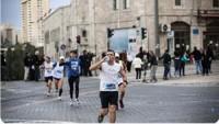 Maratonun Asıl Amacı Kudüs'te İşgali Meşrulaştırmak ve Yahudileştirmedir.