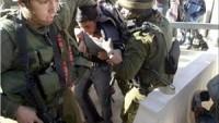 İşgal Güçleri Bu Sabah Batı Yaka'da Birçok Eve Baskın Düzenledi…