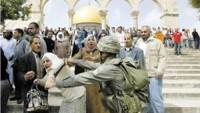İşgal Güçleri Mescid-i Aksa Cemaatinden 4 Kadını Gözaltına Aldı…