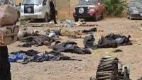 Irak'ta IŞİD Operasyonları Sürüyor.