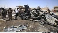 Bağdat'ta İntihar Saldırısı: 7 Şehid, 19 Yaralı.