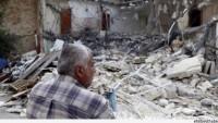 Korsan İsrail 7 Filistinlinin evini yıktı…