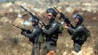 Korsan İsrail yine mülteci kampını bastı; iki yaralı…