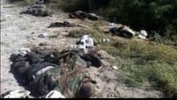 Suriye Ordusu, Kunaytra Kırsalında Nusra Ağırlıklı Teröristleri Ağır Kayıplara Uğrattı