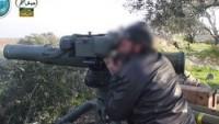 Video : Nusra Teröristleri Kendi Kendini İmha Etti