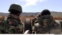 Suriye Ordusu Teröristlere Ağır Darbeler Vurdu.
