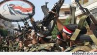 Suriye Ordusu, Zebedani Dağlarında Operasyonlarını Sürdürüyor.