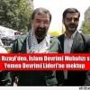 Muhsin Rızayi'nin Abdulmelik Husi'ye yazdığı mektup