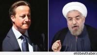 Ruhani, Cameron'u Aradı ve Yemen'e Müdahaleye Tepki Gösterdi.