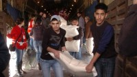 Rusya halkı Suriye halkına 21 ton insani yardım gönderdi