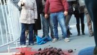 Madencilerin Katili Soma Holding'in Açılışı Vatandaşlar Tarafından Protesto Edildi…