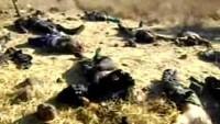 Suriye Ordusu, 18 Terör Grubunun İdlib'e Yaptığı Saldırıyı Püskürttü.