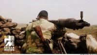 Video: Cisr eş-Şuğur'da Suriye'nin Kahraman Askerlerinin Teröristleri Avlama Görüntüleri
