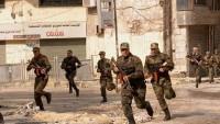 Suriye Ordusu, Homs Doğu Kırsalında Çok Sayıda IŞİD Teröristini Öldürdü.