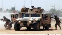 Tikrit'in batısında Yermük'te IŞİD ile ciddi çatışmalar yaşanıyor.