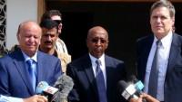 Büyük Şeytan ABD'den Yemen Hizbullahı'nın Devirdiği Hadi'ye Tam Destek…