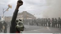 Foto: ABD'de Halk Ayaklanması Sokağa Çıkma Yasağına Rağmen Giderek Büyüyor