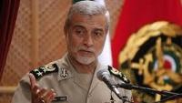 İran Ordusu Komutanı General Ataullah Salehi: Müslüman bir ülkenin bir başka Müslüman halka saldırmasını esefle izliyoruz