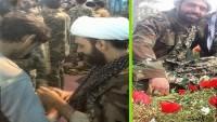 İranlı Alim Hüccetul İslam Mehdi Malamiri, Suriye'nin Dera Kırsalına Bağlı Busra Şam Bölgesinde Şehid Düştü