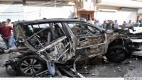 Hama'da Teröristlerden Bombalı Saldırı: 5 Şehit