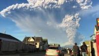 Şili'de Calbuco Yanardağı lav püskürtmeye devam ediyor