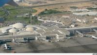 Yemen'deki Aden Uluslararası Havaalanı bombalandı