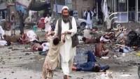 Afganistan'da Düzenlenen 3 Ayrı İntihar Saldırısında 35 Sivil Şehid, 122 Sivil Yaralı Düştü