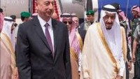 Aliyev, Kral Selman'la görüştü