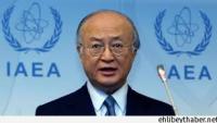 Amano: İran ile müzakerelerde uzlaşıya varılmasını memnuniyetle karşıladık