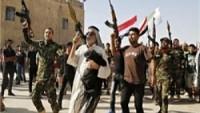 Iraklı aşiretler, terörle mücadele için halk birliklerine katılmaya başladı