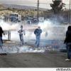 El-Arub Mülteci Kampında Filistinli Gençler İşgalcilerle Çatıştı