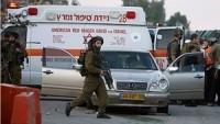 Kudüs'te Bir Aracın Çarptığı Siyonist Yerleşimci Ağır Yaralandı