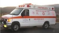 İşgal Güçleri Kazada Yaralanan Filistinlilere Ambulansın Ulaşmasını Engelledi