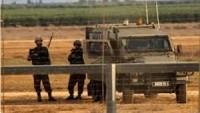Korsan İsrail Güçleri Gazze'nin Doğusunda Devriye Aracına Ateş Açıldığını Açıkladı.