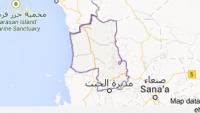 Yemen'in Saada ve Hacca ili arasındaki yolda 1 sivil şehid oldu