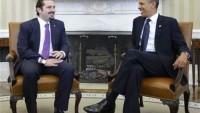 Lübnan'ı Karıştırmaya Çalışan Siyonist Hariri, ABD'den Emir almaya Gitti