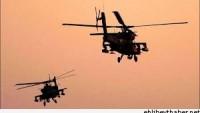Mısır helikopterlerinin Sina saldırısında yüzden fazla ölü olduğu bildirildi.