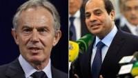 Tony Blair Kahire'ye Gitti
