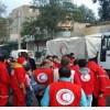 Şam Kırsalı ve Deyrezzor'da Terör Mağdurlarına İnsani Yardımlar Dağıtılıyor