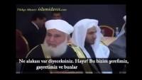 Video – Iraklı ünlü Sünni alimden, gönüllü halk birliklerine iftira atanlara tokat gibi cevap