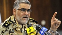İran Tuğgeneral'i: Bölgedeki Tüm Hareketler Yakından Takib Ediliyor