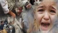 Korsan İsrail'in Gazze'de Filistinli çocuklara yönelik cinayetleri