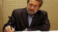 İran İslami Şura Meclisi Başkanı Laricani, Yemen krizi ile ilgili dünya ülkeleri meclis başkanlarına mektup yazdı.