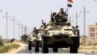Mısır Ordusu ve Personeli, Yemen Halkına Saldırmaya Karşı Çıktı