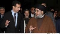 Nasrullah: Böylesine bir savaşta böylesi bir cumhurbaşkanı Allah'ın bir nimetiydi