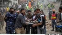 Video- Nepal'de Deprem Anı