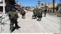 Suriye Ordusu, Yurt Genelinde İslam Düşmanı Teröristlere Ağır Darbeler İndiriyor.