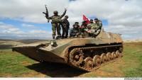 Zebadani Bölgesinde Stratejik Noktalar Suriye Ordusunun Kontrolüne Geçti