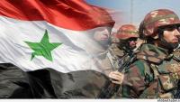 Suriye'nin Haseke İlindeki Aşiret Liderleri, Suriye Ordusuna Desteklerini Yinelediler