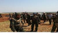 Suriye Ordusu, Halep'te Teröristlere Yönelik Yoğun Operasyonlarını Sürdürüyor